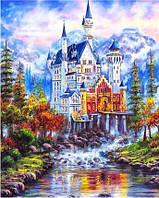Алмазная мозаика Сказочный дом KLN 30*40 см (арт. FS375) , фото 1