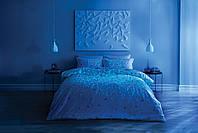 TAC сатин Fluorescent евро Crystal mavi