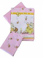 Сменная постель Twins Comfort С-008 Медуны pink