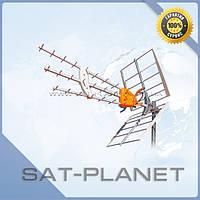 Televes DAT HD 75 Boss - наружная ТВ антенна, ДМВ, с усилителем