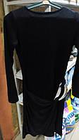 Платье Cash exper Италия черное размер 40