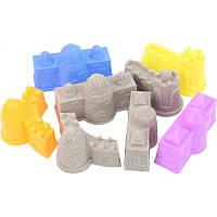 Набор формочек CASTLE  (для постройки замков)
