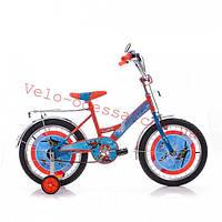 Детский двухколесный велосипед Аэротачки Азимут 18 дюймов