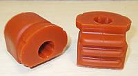 Полиуретановые задние сайлентблоки переднего рычага Deawoo Lanos (Ланос) (№ дет. 90235040)