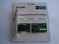 Сетевая карта D-Link DFE-520TX 10\100Mbps Fast Ethernet PCI Adapter