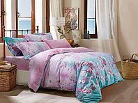 Двуспальное постельное белье из сатина