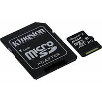 КАРТА ПАМЯТИ KINGSTON MICROSDXC 64 GB CLASS10 60м.
