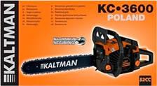 Бензопила KALTMAN KC-3600 Металл, фото 2
