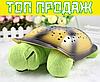 Черепаха-проектор звездного неба музыкальная зеленая