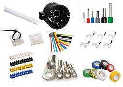 Вироби для монтажу електропроводки