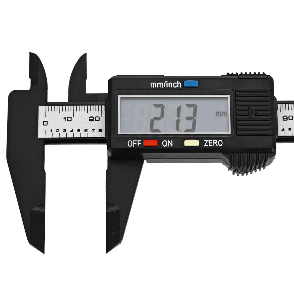 Электронный штангенциркуль 150мм LCD цифровой