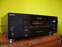 HiFi АВ ресивер AV Sony STR-DB 925QS black, 5.1 каналов, DSP процессор обработки звука с пресетами