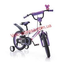 Детский двухколесный велосипед фибер fiber 18 дюймов