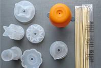 Набор для карвинга фигурного вырезания изготовления канапе Поп Шеф (Pop Chef)