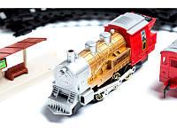 Железная дорога детская Bambi 7013 Голубой вагон