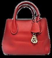 Сумка женская красного цвета из искусственной кожи, DDE-116671