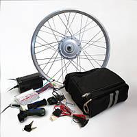 Электронабор для велосипеда 36V350W Стандарт 24 дюйма передний, фото 1