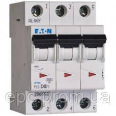 Автомат PL4-C 63A 3p Eaton