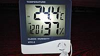Цифровой термометр ЖК двухрежимный HTC2