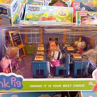 Школа свинки Пеппа для мальчиков и девочек