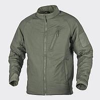Куртка WOLFHOUND - Climashield® Apex 67g - Alpha Green||KU-WLF-NL-36