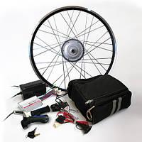 Электронабор для велосипеда 36V350W Стандарт 26 дюймов передний, фото 1