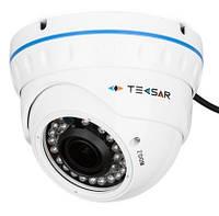 Видеокамера мультиформатная Tecsar AHDD-2Mp-30Vfl-out