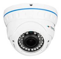 Видеокамера мультиформатная Tecsar AHDD-1Mp-30Vfl-out