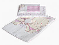 Сменная постель Twins Dolce D-002 Friend forever pink
