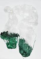 Сеть Порежная (трехстенная)1.80 высота, 50 метров груз вшит(ячейка 30)