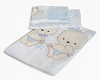 Сменная постель Twins Dolce D-003 Friend forever blue