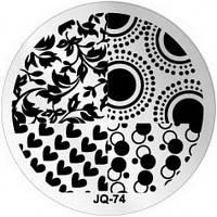 Диск для стемпинга JQ-74