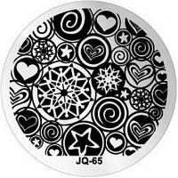 Диск для стемпинга JQ-65