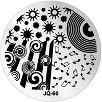 Диск для стемпинга JQ-60