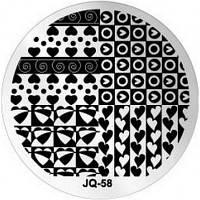 Диск для стемпинга JQ-58