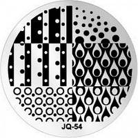 Диск для стемпинга JQ-54