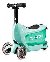 Самокат Micro Mini2go Deluxe Mint, фото 1