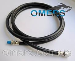 Шланг Bs Diver высокого давления 5200 PSI kevlar 81 см