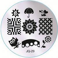 Диск для стемпинга JQ-29