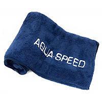 Полотенце Dry Flat \ Coral Aqua-Speed Синий