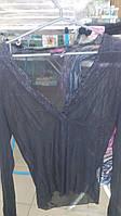 Блуза женская черная S