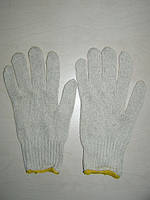 Перчатки х б трикотажные