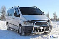 Mercedes Vito 639 Кенгурятник Кенгурятник XL-WT025