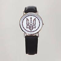 Часы наручные Патриотические Герб Украины Трезубец 02