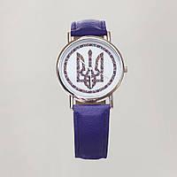 Часы наручные Патриотические Герб Украины Трезубец 03