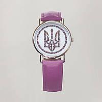 Часы наручные Патриотические Герб Украины Трезубец 04