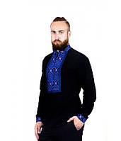 Рубашка вышитая мужская М-422-1   Сорочка вишита чоловіча М-422-1