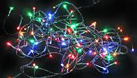 Гирлянда 100 LED мульти