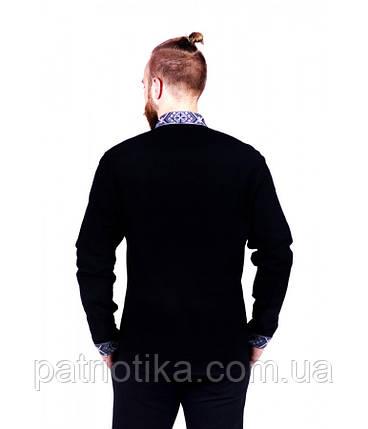Рубашка вышитая мужская М-422-2 | Сорочка вишита чоловіча М-422-2, фото 2