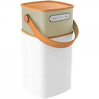 Колонка Rock Bluetooth Speaker коричневый